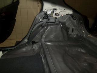 Mazda 3 - шумоизоляция салона
