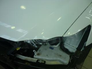 Lexus IS 250 - антигравийное покрытие передней части автомобиля