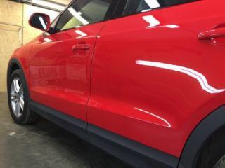 Audi Q5 - керамическая защита кузова