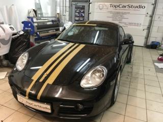 Porsche 911 - брендирование «Porsche Design»
