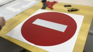 Изготовление дорожных знаков (по ГОСТ)