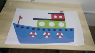 Изготовление кораблика для праздника в детском саду