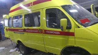 Брендирование автомобилей скорой помощи «ТРАНСМЕДАВИА»